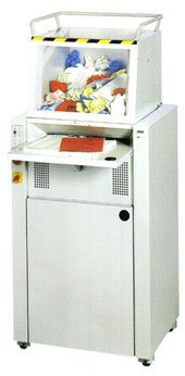 IDEAL 4605 Cross Cut Paper Shredder