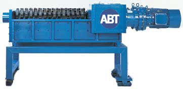 ABT IS-100 Industrial Shredder