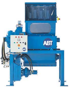 ABT IS-15H Industrial Shredder