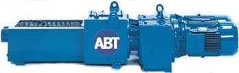 ABT IS-45SB Industrial Shredder