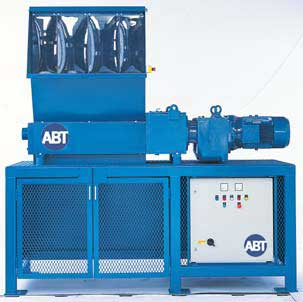 ABT IS-45 Industrial Shredder