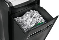 Dahle 21112 Paper Shredder Waste Bin