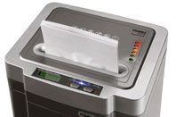 Dahle 21212 Paper Shredder Visual Indicator