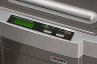 Dahle 21212 Paper Shredder Control Panel