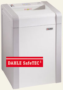Dahle 31306 Safetec Paper Shredder