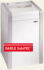 Dahle 31404 Safetec Paper Shredder
