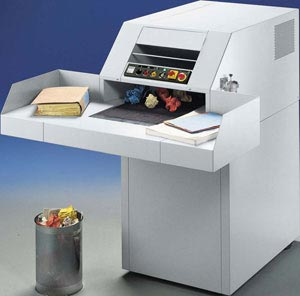 EBA 6040 C Paper Shredder