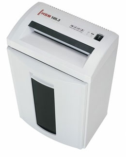 HSM 105 Paper Shredder