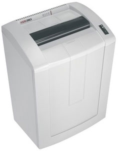 The HSM 390 Paper Shredder