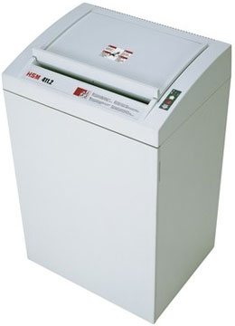 The HSM 411 Paper Shredder