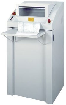 The HSM 450 Paper Shredder