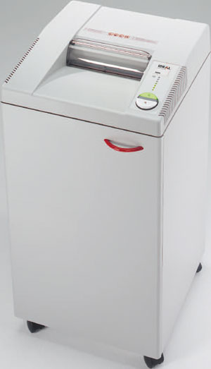 IDEAL 2604 Cross Cut Paper Shredder
