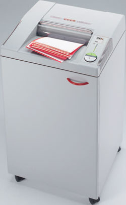 IDEAL 3104 Cross Cut Paper Shredder
