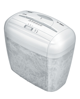 Fellowes P-35C White Cross Cut Shredder